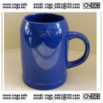 wholesale glass beer mug ceramic beer cup custom LOGO 500ML beer mug Manufactures