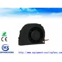 Car Ball Bearing DC Blower Fan Explosion Proof Exhaust Fan With Plastic Frame Manufactures