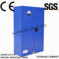 Steel Corrosive Storage Cabinet, acid liquid storage in labs,university, minel