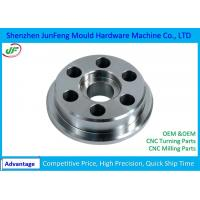 Aluminum Precision Machining Parts / CNC Machining Service Tolerance +/-0.005mm Manufactures
