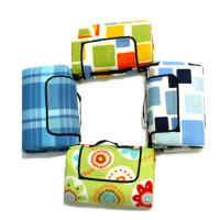 Chinese factory directly sale Promotional 100% Eco friendly picnic rug Manufactures