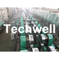 Automatic Adjustable C / Z Purlin Roll Forming Machine for C Z Purlins, Steel CZ Purlins, Metal CZ Purlin Manufactures
