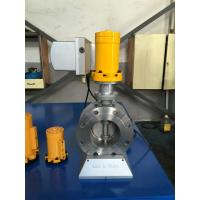 Electro Hydraulic Marine Butterfly Valves For Ballast Water Mangement System Manufactures