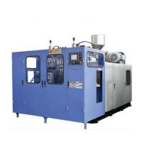 China Detergent Container Extrusion Blow Molding Machine , Plastic Bottle Manufacturing Plant on sale