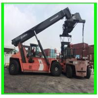 DC42000 42T 2009 Kalmar container forklift Handler - heavy machinery Stacker Manufactures