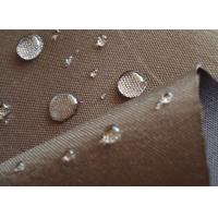 China 600D Polyester Oxford Fabric, Plain Dyed Oxford Waterproof pu coated Oxford Fabric OOF-002 on sale