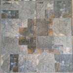 Non Slip Matt  Rustic 400x400 Ceramic Floor Tiles Anti Corrosion Heat Resistant Manufactures