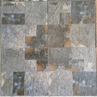 China Non Slip Matt  Rustic 400x400 Ceramic Floor Tiles Anti Corrosion Heat Resistant on sale