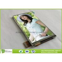 4.5 Inch Restive Touch Screen LCD Display 400cd/m² TFT LCD Panel With IC ILI9806E Manufactures