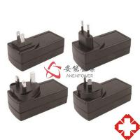 For Wood 36W  Interchangeable Plug Medical Power Adapters, IEC60601 24V 12V Medical Power Supply Manufactures