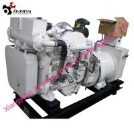 Original 6BTA5.9- GM100, Cummins Marine Diesel Engine Or Boat Generator Set Manufactures