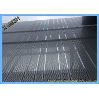Anti Skid Perforated Metal Mesh , Wire Mesh Flooring Punching Hole Nature Surface Manufactures