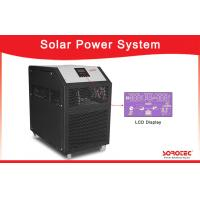 China 6kW Pure Sine Wave 230VAC 50/60Hz Solar Power Inverter System with LCD Display on sale