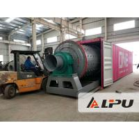 Mining Ore Ball Mill / Gold Copper Iron Tin Manganese Lead Ball Mill Grinder Manufactures