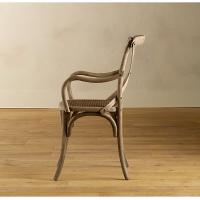 Custom overstock iron and wood dining chairsfor hotel , home , restaurant Manufactures