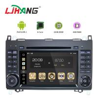 7 Inch Touch Screen Mercedes Benz DVD Player GPS Navigation For Benz W169