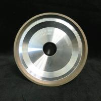 Buy cheap Resin Bond Cup Wheel Diamond Grinding Wheel for Front Rake Angle of Carbide alan from wholesalers