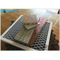 High Strength Aluminum Honeycomb Core For Train And High Speed Train Interior Panels Manufactures