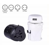 Durable Professional Travel Power Adapter Converter For Phone / Digital Camera