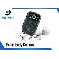 Military Law Enforcement Body Worn Camera With Night Vision High Resolution Manufactures