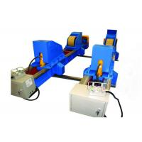 40T Hydraulic Pipe Welding Equipment Rotator Fit Up Tank Turning Rolls 380V Manufactures