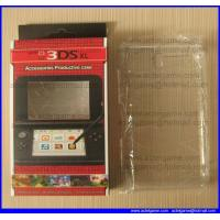 3DSLL Crystal Case Nintendo 3DSLL game accessory Manufactures