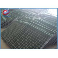 High Zinc Coated Welded Gabion Box Defensive Barriers With 4mm Wire Diameter Manufactures