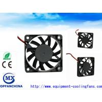 China 60mm Sleeve Bearing PWM FG DC Brushless Fan , High Speed Axial Cooler Fan on sale