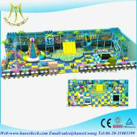China Hansel infant toddler playground equipment indoor play gyms for toddlers on sale