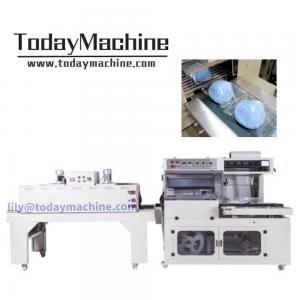 China Mask Box PE Film PETG Label Sleeve Producing Line Tb 540 Shin Packing Machine Shrink Packing Machine on sale