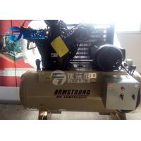 Safety Industrial Air Compressor 1.2 - 6.4 M3 / Min Capacity For Bottle Making Machine Manufactures