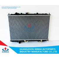 Auto Radiator Control Mitsubishi Radiator Lancer 00 AT 760*100*510 Manufactures