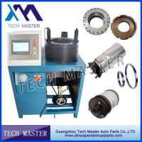 Screen Touch Air Spring Air Suspension Hydraulic Hose Crimping Machine Swager Manufactures