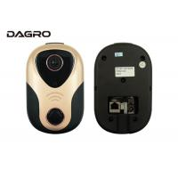 Infrared Night Vision Wireless Wifi Doorbell Camera / 720P Video Remote Doorbell Camera Manufactures
