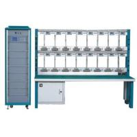 Three phase energy meter test bench with 24 32 40 meter position , Customized Manufactures