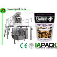 Automatic Nuts Doypack Packing Machine With Zipper Manufactures