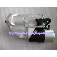 Heat Resistance Diesel Engine Starter Motor 281004029171 Anti Humidity Manufactures