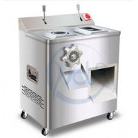 Double Motor Meat Processing Machine Stainless Steel Electric Meat Slicer Sausage Machine Manufactures