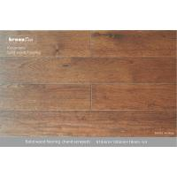 China Durable Antique Wood Flooring for School , 18 mm oak wood floor on sale