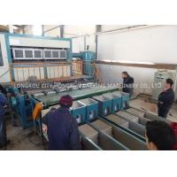 China Rotary Paper Pulp Molding Machine 200mm Height For Egg Tray / Wine Torr on sale