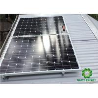 China Energy Power Patented  Pitched Aluminum Structure Solar Bracket Ballasted Solar Racking Systems Innovative Design on sale