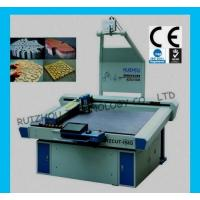 Ruizhou Automatic Knife Flatbed Leather Cutter Manufactures