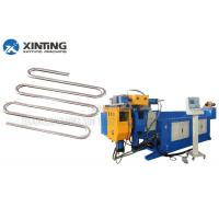 Easy Operation Automatic Steel Pipe Bending Machine For Round Pipe And Tube Bending Manufactures