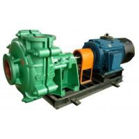 Quality Good Performance Horizontal Centrifugal Sand Slurry Pump Price for sale