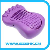 Quality 2012 new design smart health mate vibrating foot massager machine for sale