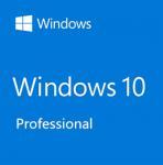 Full Version Computer Software System Microsoft Win 10 Pro COA License Sticker Manufactures