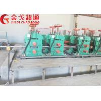 High Efficiency Hot Rolling Line High Precision For Round Steel Manufactures