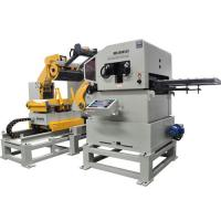 Electronic Parts Processing Stamping Nc Servo Roll Feeder With CE Certificate Manufactures