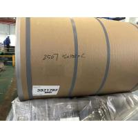 China UNS S32750 Super Duplex Stainless Steel Plate 2.0 - 14.0mm Custom Size on sale