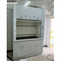 Laboratory Steel Fume Hood With Exhaust System In Chemistry Laboratory Manufactures